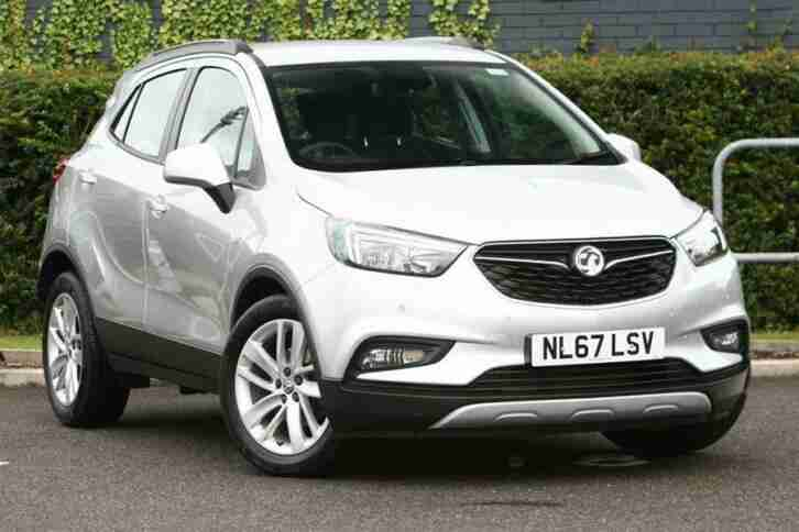 2017 Vauxhall Mokka X 1.4i 16v Turbo (140ps)