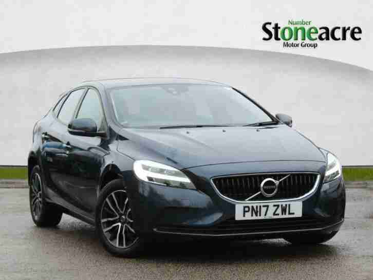 2017 Volvo V40 D2 [120] Momentum Nav Plus 5dr Hatchback Diesel Manual
