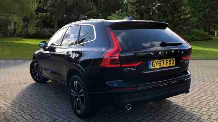 2017 Volvo XC60 2.0 D4 Momentum Pro 5dr AWD Ge Automatic Diesel Estate