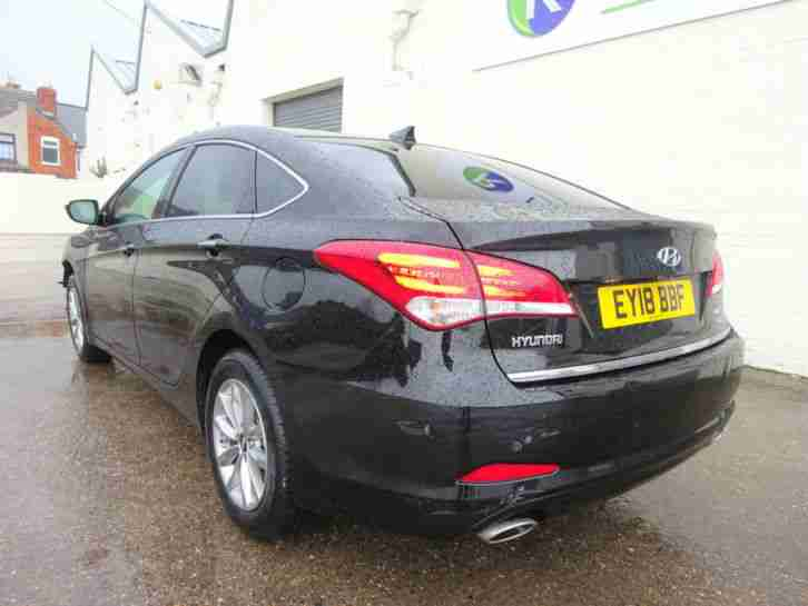 2018 18 REG HYUNDAI I40 CRDI TURBO DIESEL NEW SHAPE DAMAGED SALVAGE