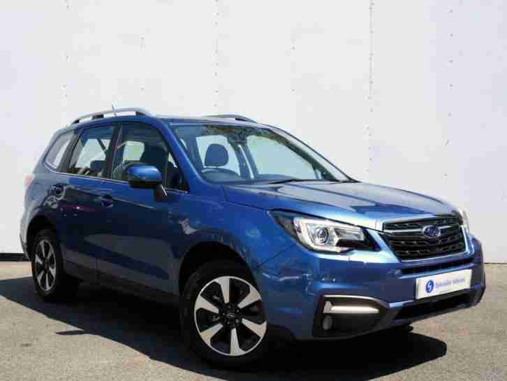 2018 18 FORESTER 2.0 D XC 5D 145 BHP