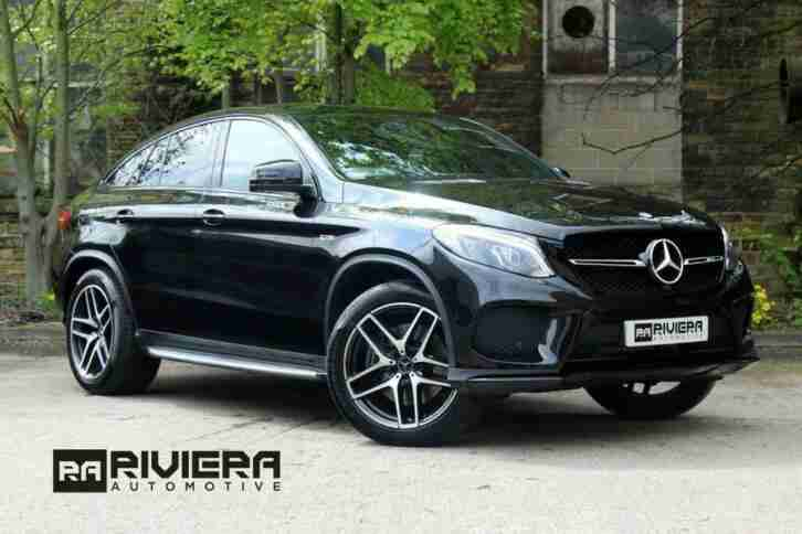 2018 67 MERCEDES BENZ GLE CLASS 3.0 AMG GLE