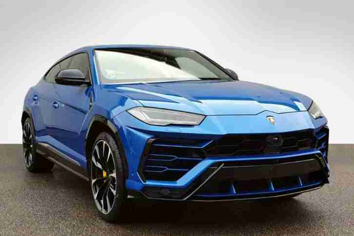 2018 68 LAMBORGHINI URUS 4.0T FSI V8 5DR EVERY POSSIBLE EXTRA 1 OWNER