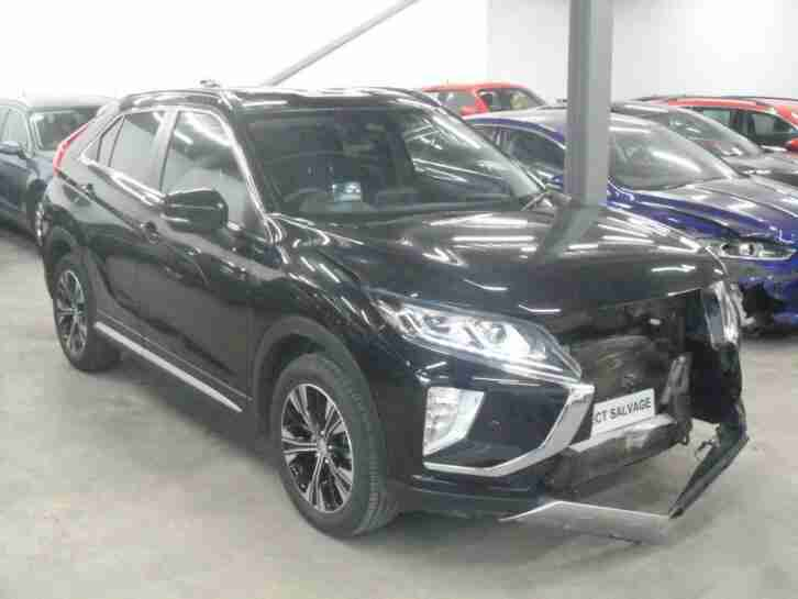 2018 68 REG ECLIPSE CROSS 3 4X2