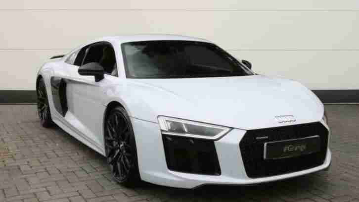 Audi R8. Audi car from United Kingdom