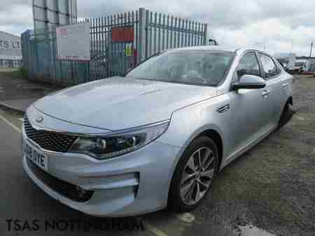 Kia Optima. Kia car from United Kingdom