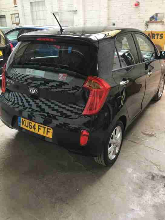 2018 Picanto 2 Manual Hatchback Petrol