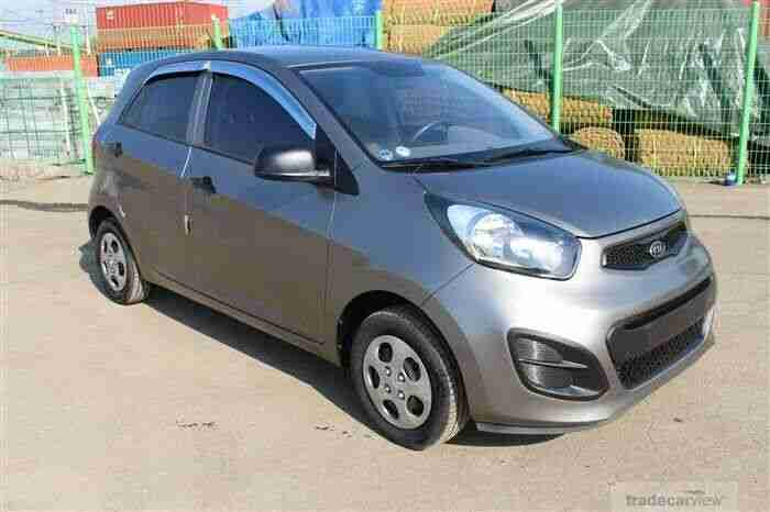 2018 Kia Picanto 2 Manual Hatchback Petrol Manual