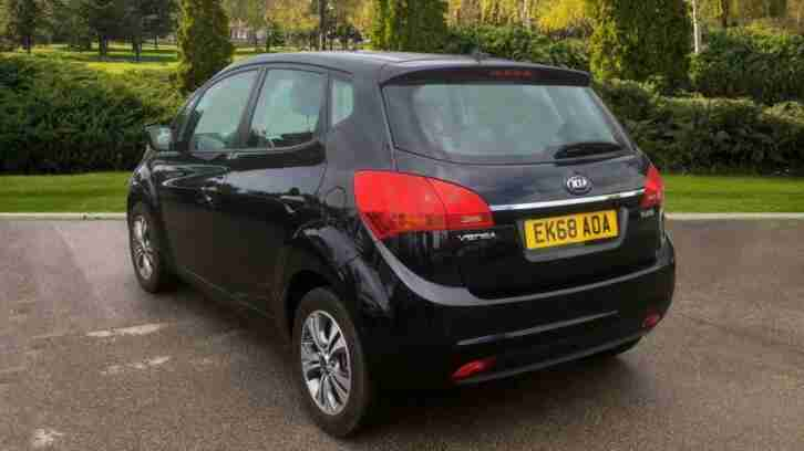2018 Kia Venga 1.6 ISG 2 5dr with Very Low Mi Manual Petrol Hatchback