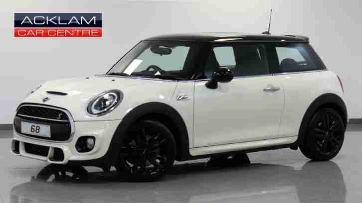 2018 MINI Hatch 2018 68 Mini Cooper S ii 2.0 (John Cooper Works Chili) Petrol wh
