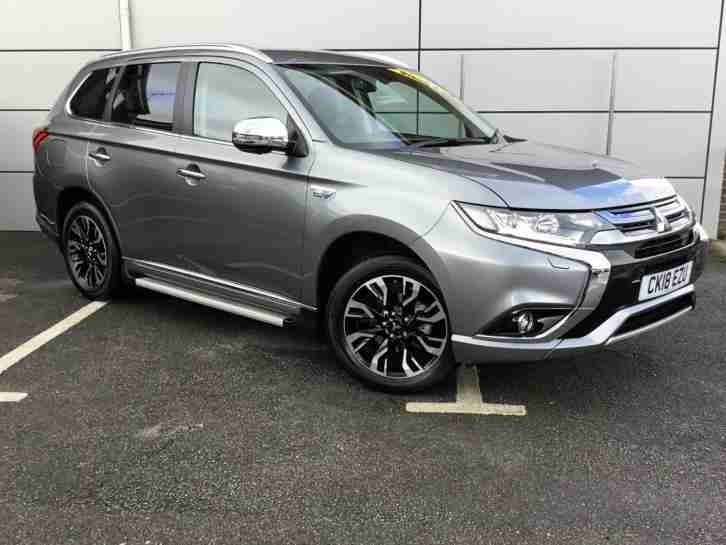2018 OUTLANDER PHEV 4H ESTATE