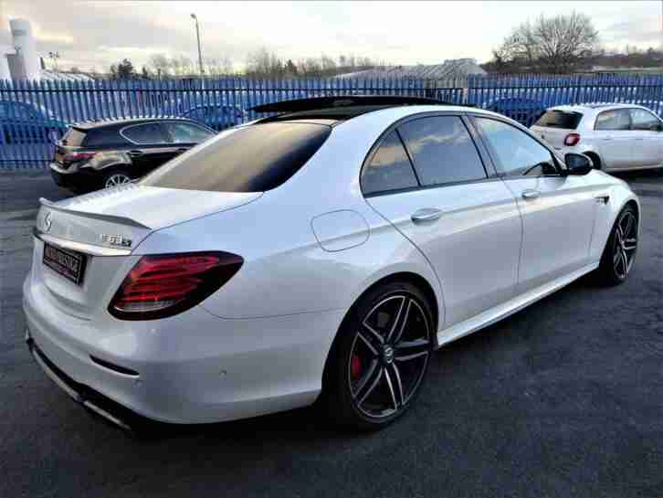 2018 Mercedes-Benz E63 AMG S 4.0 ( 611ps ) ( Premium ) ( s/s ) 4MATIC+ 9G