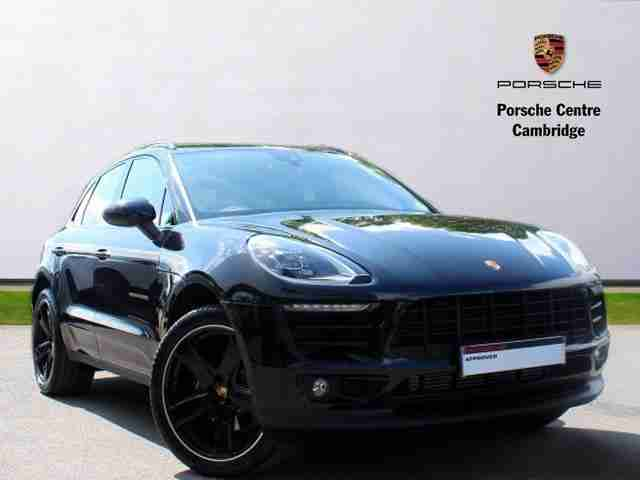 Porsche Macan. Porsche car from United Kingdom