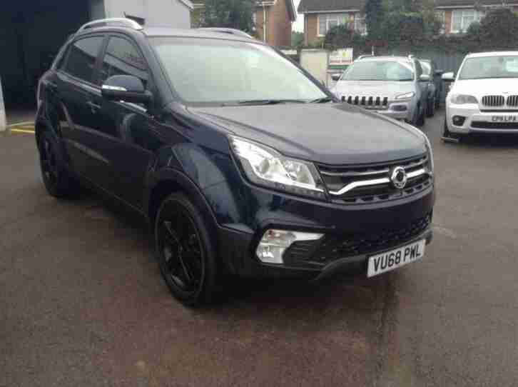 2018 SsangYong Korando 2.2 LE 5dr 5 door Estate