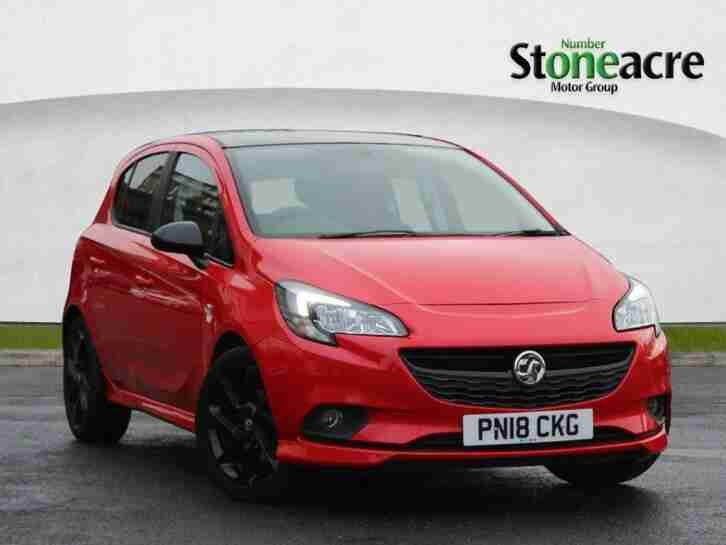 Vauxhall Corsa. Opel car from United Kingdom