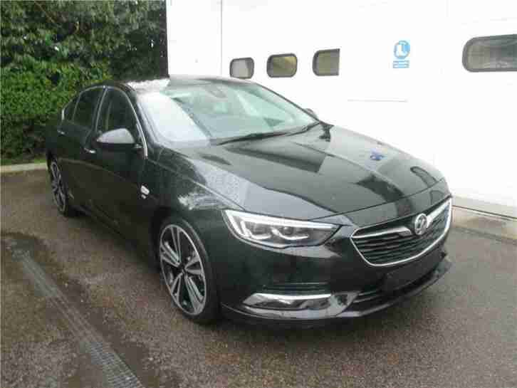 Vauxhall Insignia. Opel car from United Kingdom