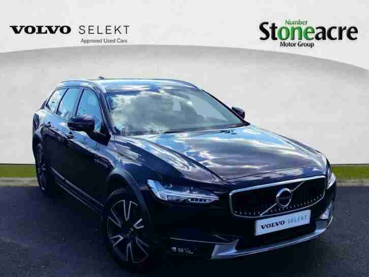 2018 Volvo V90 Cross Country 2.0 D4 Pro Estate 5dr Diesel Automatic AWD (s s)