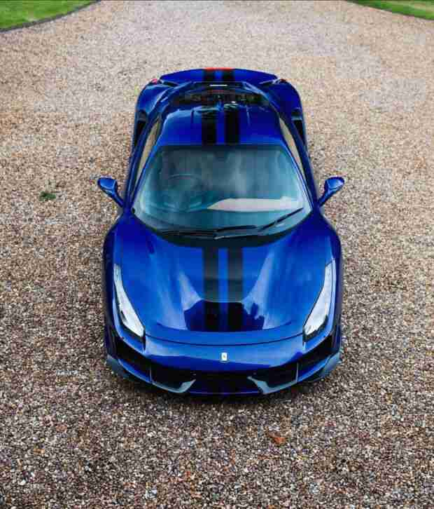 2019 19 Ferrari 488 Pista Huge one off specification POA