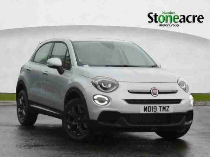 Fiat 500X. Fiat car from United Kingdom