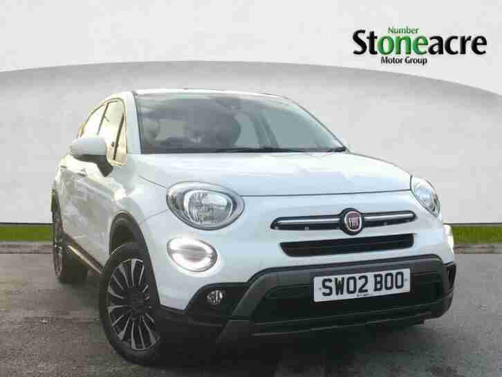 2019 Fiat 500X 1.0 FireFly Turbo MultiAir City Cross SUV 5dr Petrol (s s)