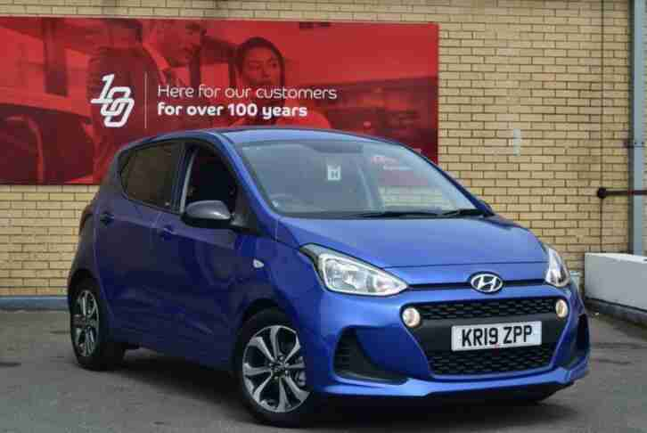 2019 Hyundai i10 1.0 Play 5dr Hatchback 5 door Hatchback