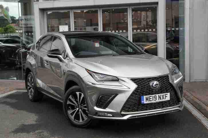 Lexus NX. Lexus car from United Kingdom