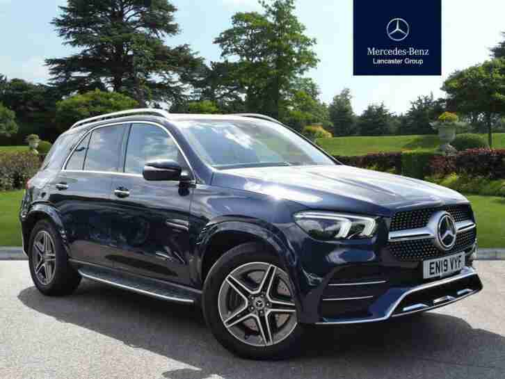2019 Mercedes Benz Gle GLE 450 4Matic AMG