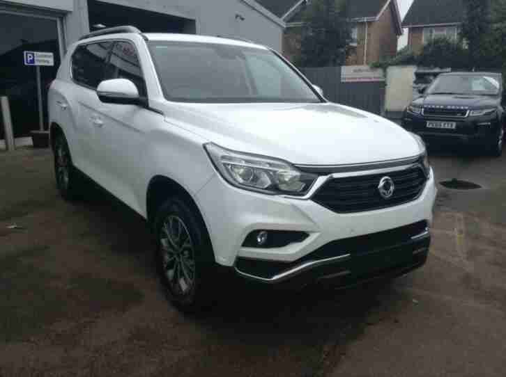 2019 SsangYong Rexton 2.2 ELX Ice Edtion 5dr Auto 5 door Estate