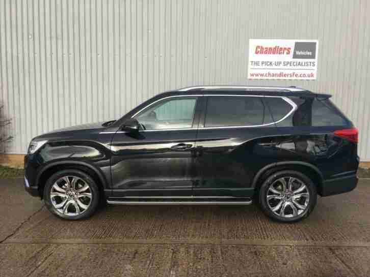 2019 SsangYong Rexton 2.2 Ultimate 5dr Auto 5 door Estate