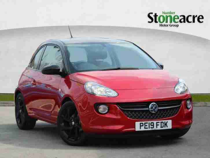 2019 Vauxhall ADAM 1.2 i Griffin Hatchback