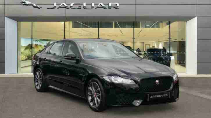 2020 XF 2.0d (180) Chequered Flag 4dr