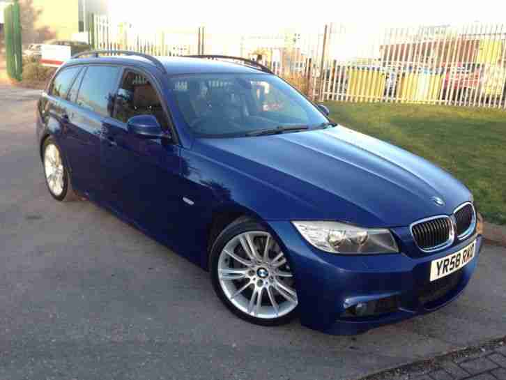 Bmw 335d For Sale >> Bmw 2oo8 335d M Sport Touring Car For Sale