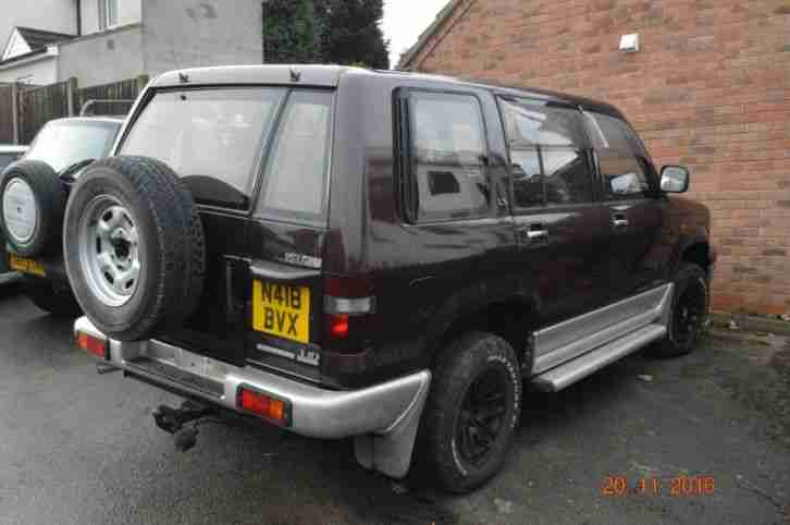 3.2 Isuzu Trooper V6