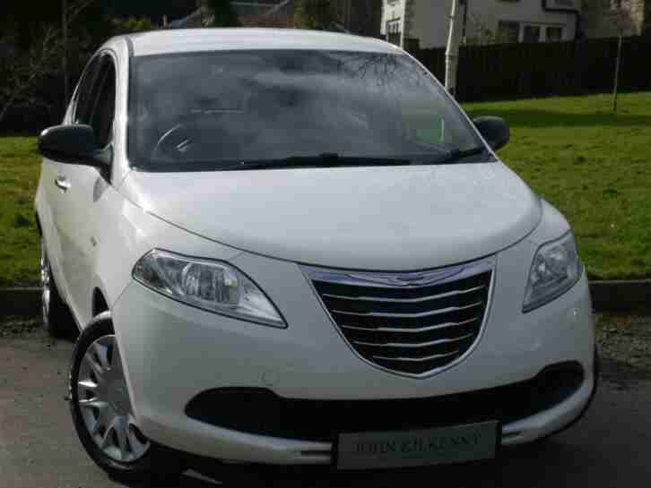 £30 ROAD TAX (13) Ypsilon 1.2 S 5DR