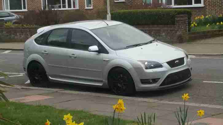 Ford 357BHP Focus. Ford car from United Kingdom