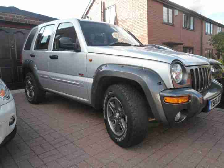 4x4 CHEROKEE EXTREME SPORT 2.8 CRD