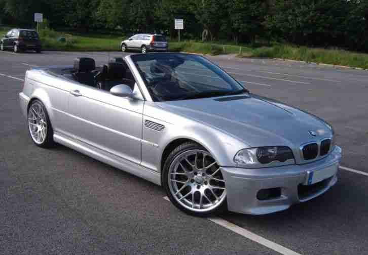 bmw 39 52 39 m3 e46 convertible 6 speed manual full service. Black Bedroom Furniture Sets. Home Design Ideas