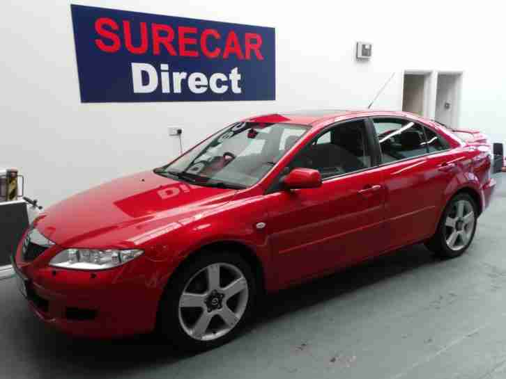 54 2004 6 2.3 Ltd Edn Zugara 5dr 1 OWNER