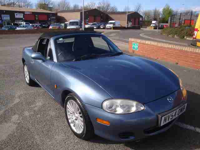 Mazda MX5. Mazda car from United Kingdom