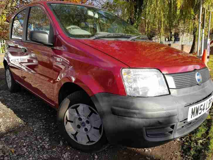 54 Plated Fiat Panda Active 1.1 Petrol 5 Drs Low Mileage