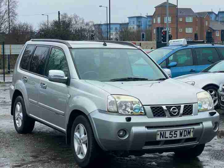 55 2006 X TRAIL 2.2 DCi SVE 5 DOOR +