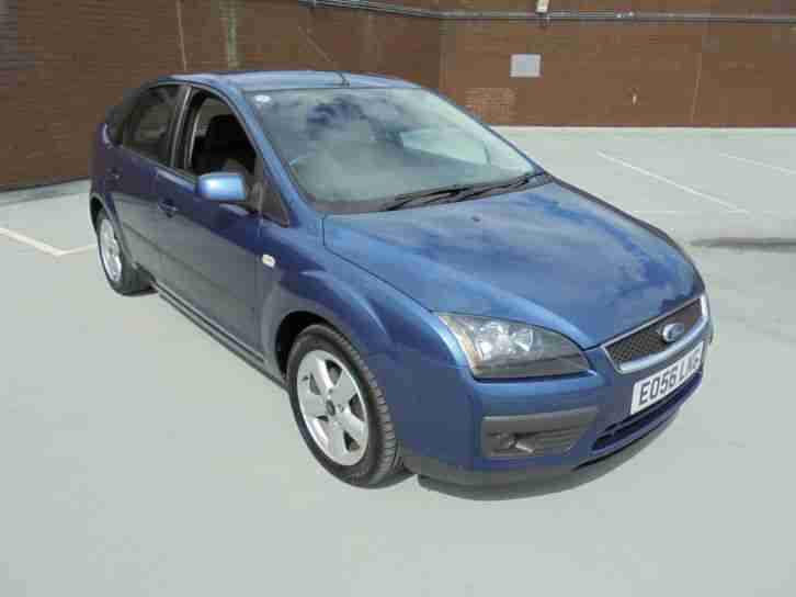 (56) 2006 Focus 1.8 Zetec Climate Alloys