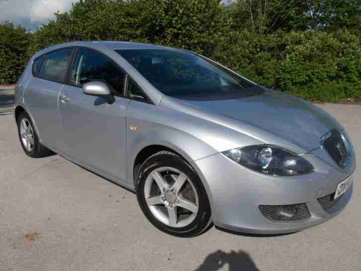 56 PLATE SEAT LEON REFERENCE SPORT TDI 2.0 DIESEL LOVELY CAR