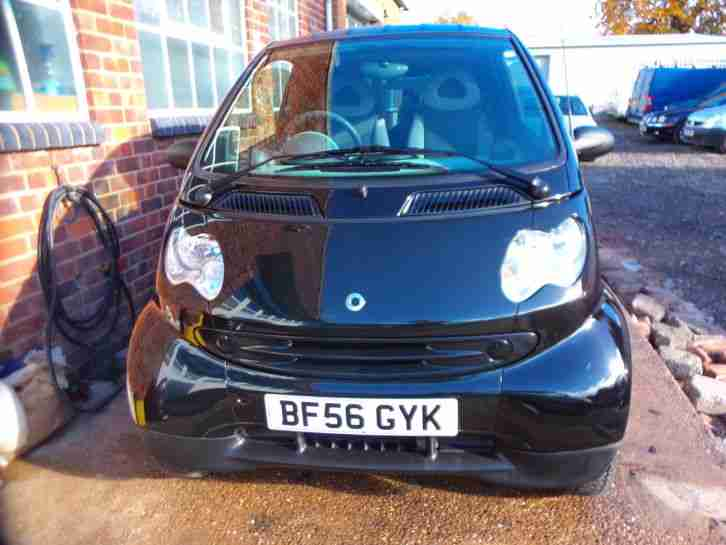 56 plate 2006 FORTWO PURE 50 AUTO CLUCH