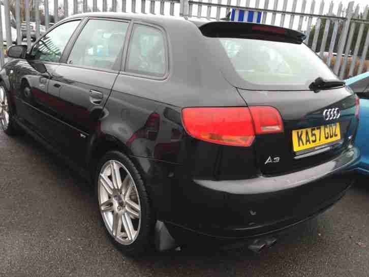 AUDI A3. Jaguar car from United Kingdom