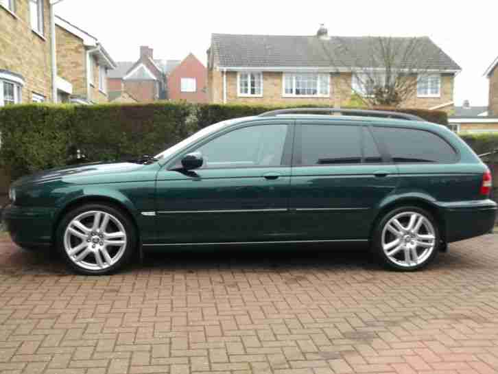 jaguar 57 x type 2 0d s estate diesel 104k fsh privacy. Black Bedroom Furniture Sets. Home Design Ideas