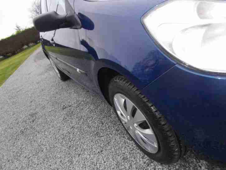 57 PLATE RENAULT CLIO EXPRESSION DCI 68 DIESEL LOVELY CAR