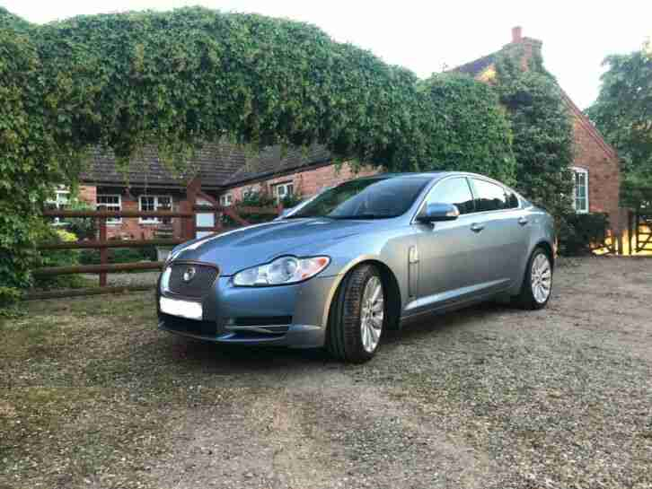 57 REG JAGUAR XF 4.2 SV8, LIKE XFR SUPERCHARGED V8 416 BHP SUPER CAR POWER