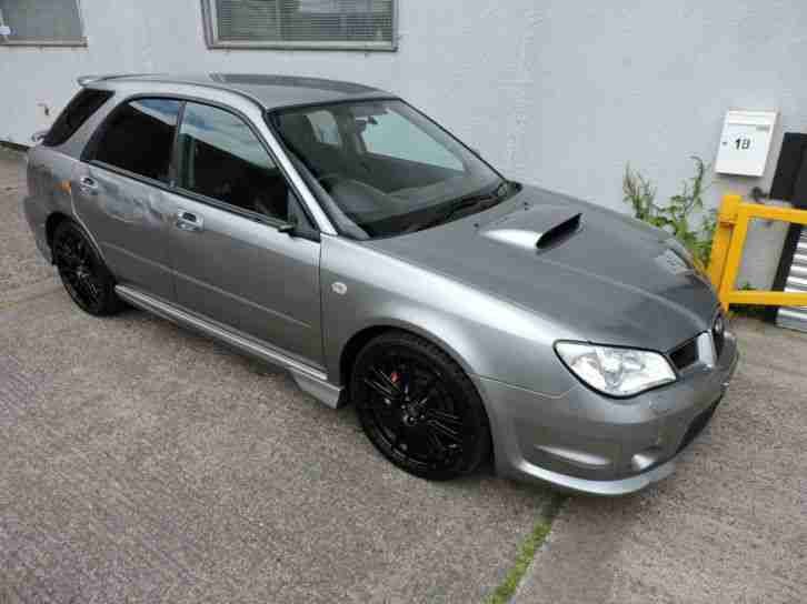 57 Subaru Impreza 2.5 GB270 Sports Wagon WRX Damaged Salvage Repairable Cat D