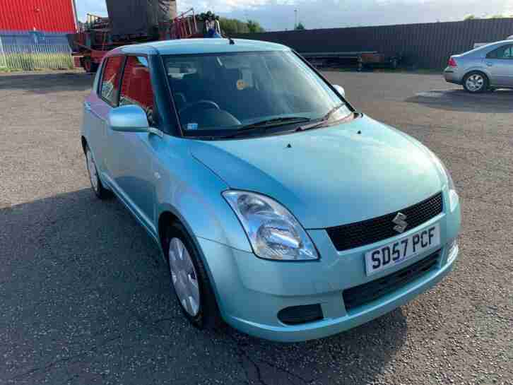 (57) Suzuki Swift 1.3 ( 91bhp ) GL , mot - August 2020 , only 28,000 miles